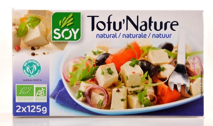 Tofu nature - SOY