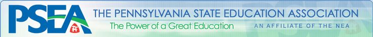 Mark is pleased to have the endorsement of the Pennsylvania State Education Association.