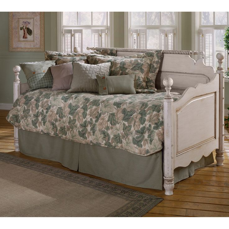 wilshire antique replica wood daybed by hillsdale furniture wooden daybeds trundle day bed frames
