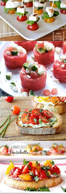 Вкусные летние закуски на скорую руку: 4 простых рецепта - Лайфхакер