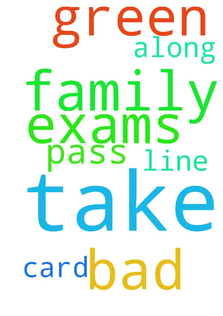 Please, pray for me so that God will take me out of - Please, pray for me so that God will take me out of bad family i am, and God help me to pass my exams, my green card is also along line please,  Posted at: https://prayerrequest.com/t/k8s #pray #prayer #request #prayerrequest