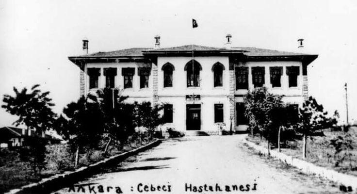 Cebeci Hastahanesi 1924