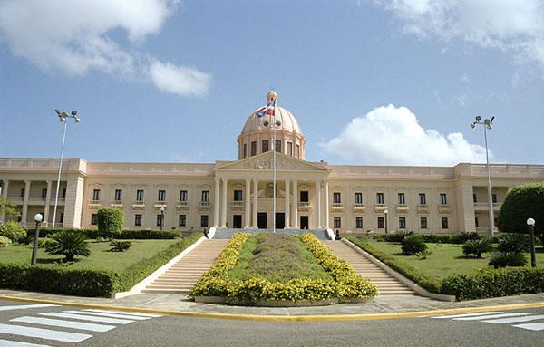 The national palace in the Dominican Republic houses the executive office, and it was one of the most beautiful buildings in the Dominican Republic. It occupies an area of 18,000 square meters.