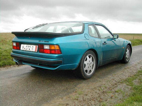 Porsche 944 S2 1991 - ポルシェ・944 - Wikipedia