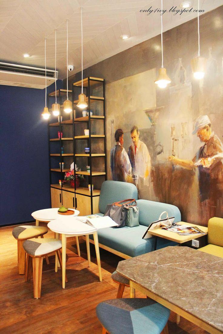 Le Cafe Gourmand @Gunawarman, Senopati, Jakarta
