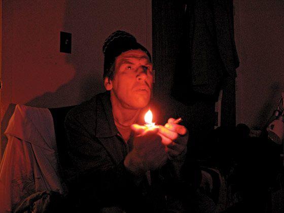 Graham MacIndoe's Self-Portraits of His Heroin Addiction -- New York Magazine