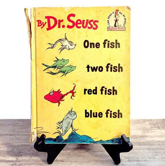 45 best images about vintage children 39 s books on pinterest for Blue fish book
