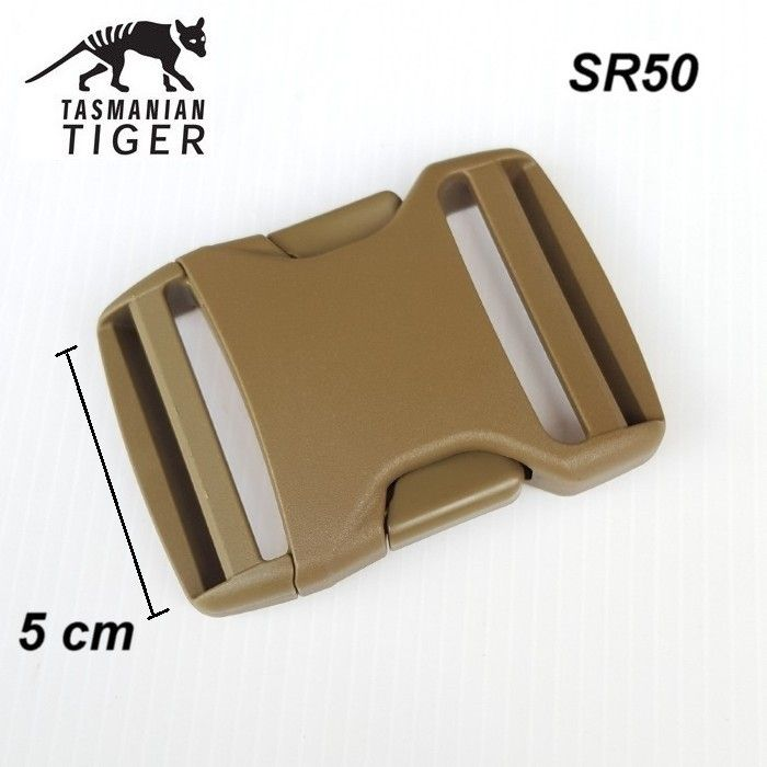 Tasmanian Tiger SR50 fastex con asola 5 cm - khaki