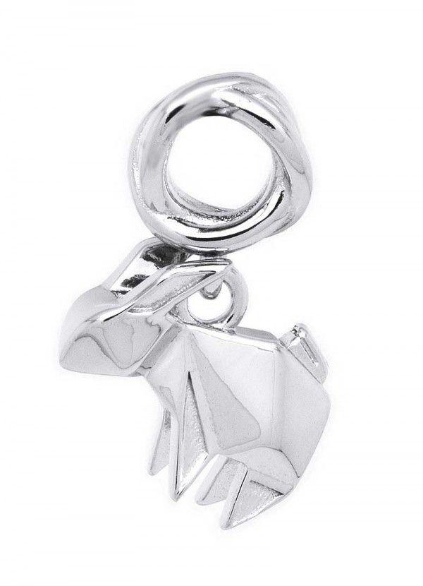 c8142f39a2a Berloques em Prata e Joias - Comprar Berloque em Prata Berloque em prata  Coelho