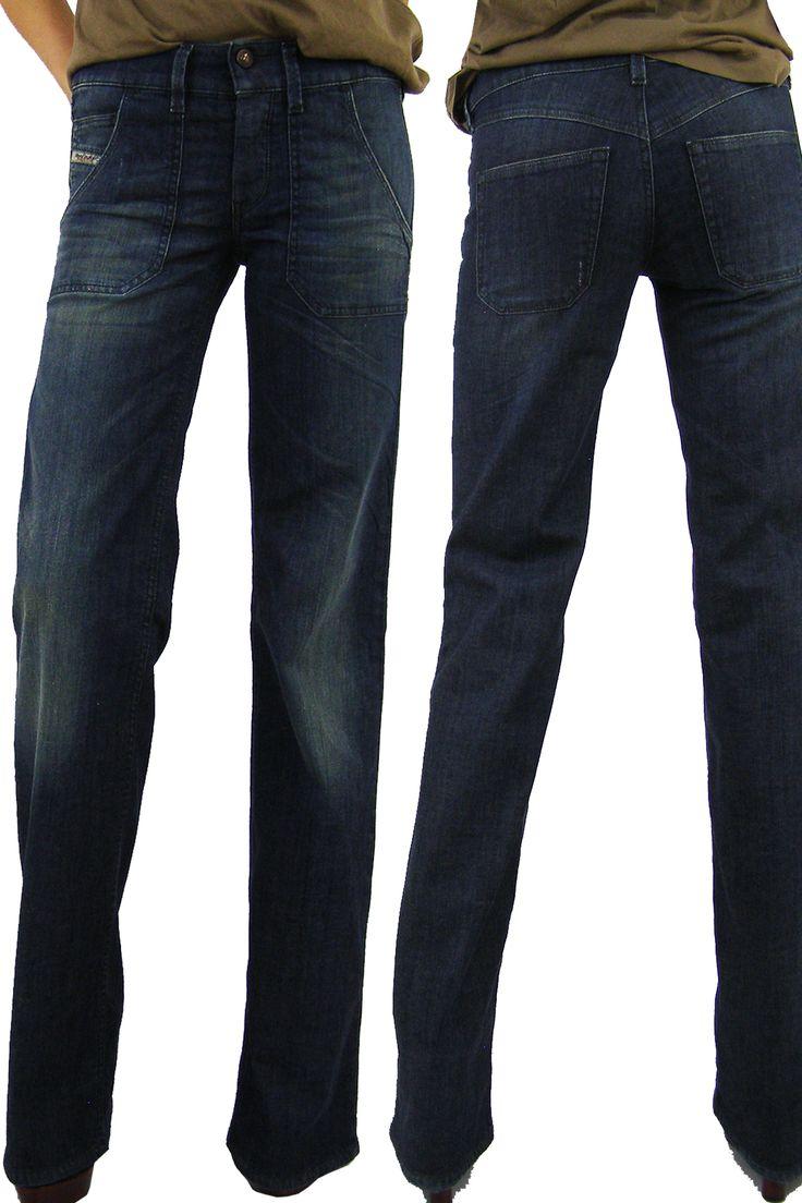DIESEL jeans bleumarin