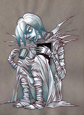 Rem de Death Note