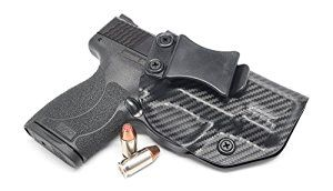 Concealment Express IWB KYDEX Holster: fits Smith & Wesson M&P SHIELD 45 ACP