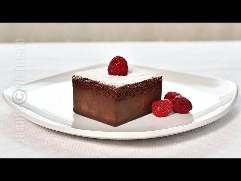 Prajitura desteapta cu ciocolata   JamilaCuisine - YouTube