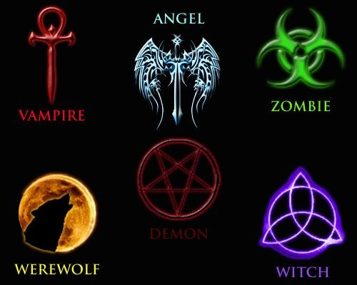 Supernatural.... Why is the vampire symbol an ankh, the ancient Egyptian symbol of life???