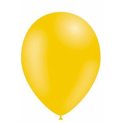 Gele Ballonnen - 100 stuks (deze)