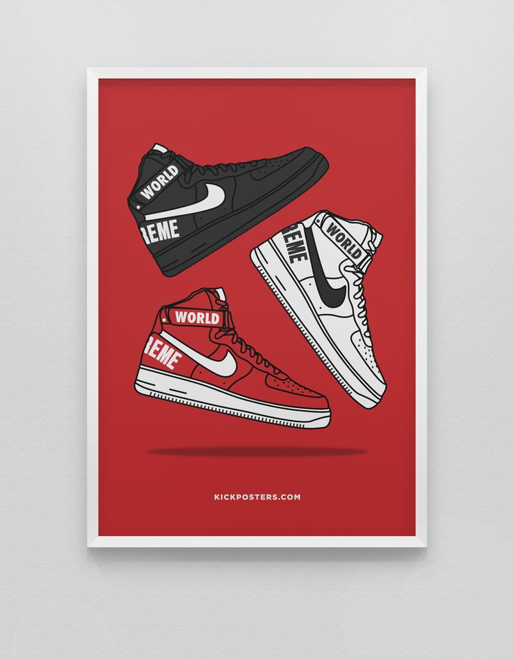 Kick Posters New Sneakers Wallpaper Nike Art Sneaker Art