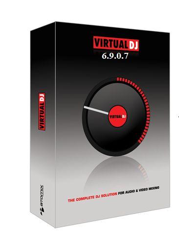 Virtual DJ Studio 6.9.0.7 Keygen Plus Serial Key Full Download