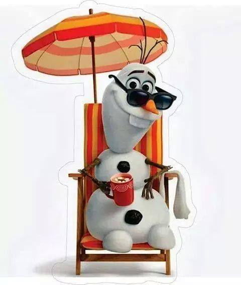 Olaf no Verão