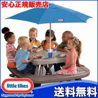 【LittleTikes】リトルタイクスフォールドンストアーピクニックテーブル ¥24688 incl shipping