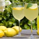 Easy recipe for homemade lemonade