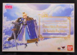 バンダイ アーマーガールズプロジェクト AGP Fate/Grand Order セイバー/アルトリアペンドラゴン&変幻せし約束された勝利の剣ヴァリアブルエクスカリバー