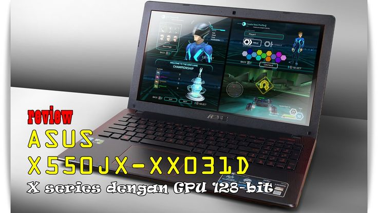Review ASUS X550JX-XX031D: Notebook ber-GPU 128-bit Termurah