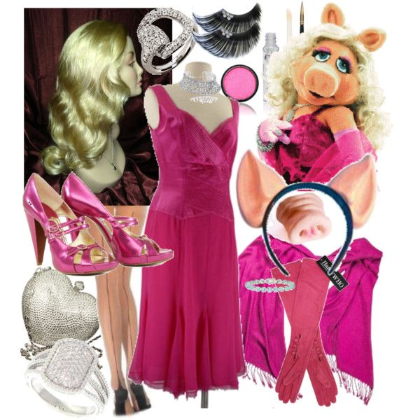 17 best ideas about miss piggy costume on pinterest kid costumes costumes and costumes com. Black Bedroom Furniture Sets. Home Design Ideas