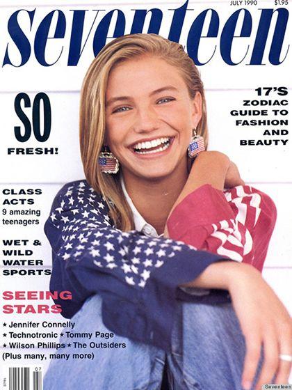 Celebrities Who Got Their Start As Models - Cameron Diaz