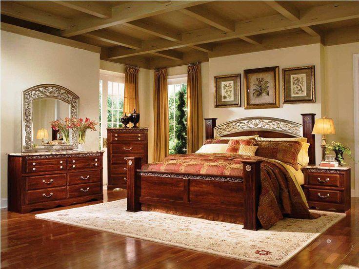 25+ best King size bedroom sets ideas on Pinterest | Diy bed frame ...
