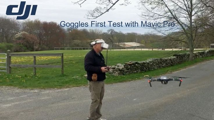 DJI Goggles and Mavic Pro - first outing and trial https://www.camerasdirect.com.au/dji-drones-osmo/dji-goggles