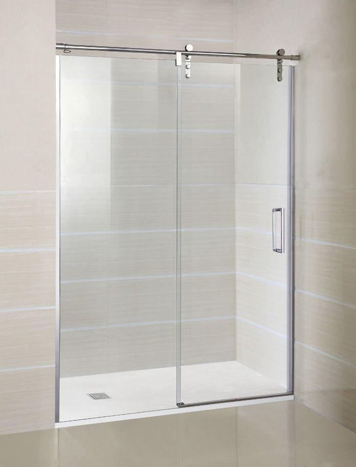 M s de 25 ideas fant sticas sobre puertas de aluminio en for Duchas modernas precios