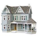 Real Good Toys Glenwood Dollhouse with Curved Stairs