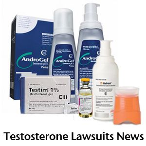 Testosterone Therapy Lawsuits Are Filed Against Testosterone Manufacturers Alleging Men Experience Heart Attacks, Strokes And Other Serious Side-Effects After Using Low Testosterone Treatment Drugs.