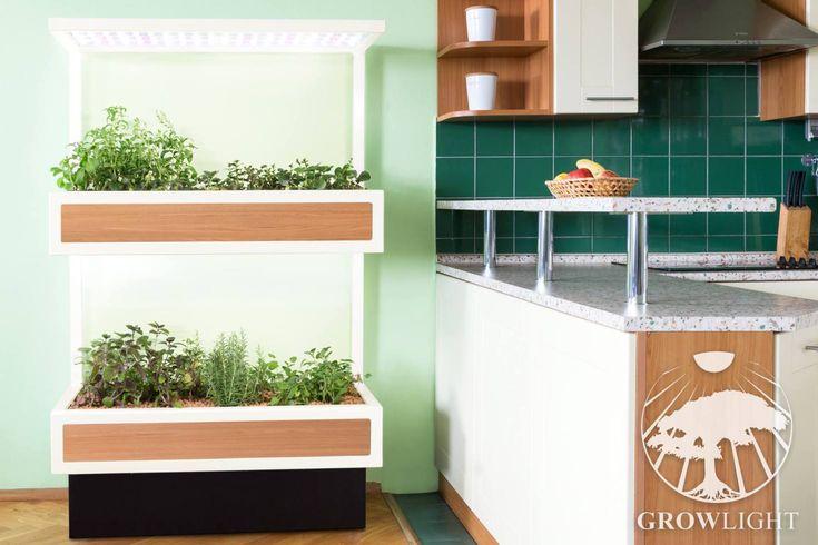 Zabýváme se vývojem, výrobou a distribucí hydroponických zahrad pro celoroční produkci rostlin a bylinek. Díky našim zahradám tak máte k dispozici maximální možnou produkci na minimální ploše a navíc s minimálním úsilím.