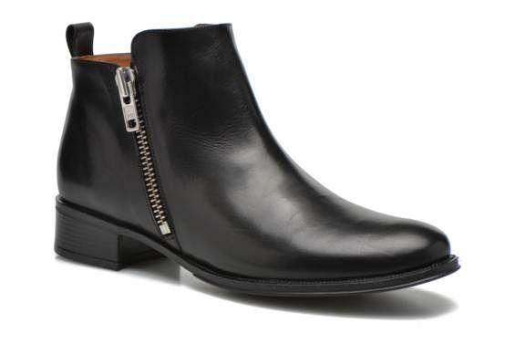Bottines et boots West Mister #5 Made by SARENZA vue derrière