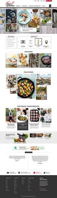 Rice kitchen by Beau Creative, via Flickr #Website #sharing #food #e-commerce #Australia