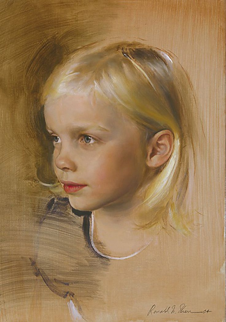 808 Best Portrait Paintings And Drawings Images On -2037