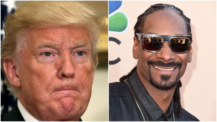 Shots Fired: President Trump Responds To Snoop Dogg's Album Cover Showing Trump's Dead Body