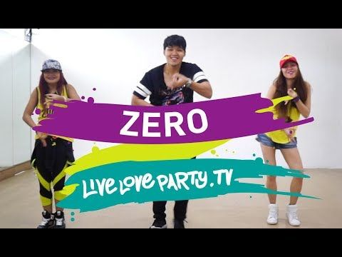 Zero | Zumba® | Live Love Party | Dance Fitness - YouTube