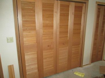 Special order alder louvre bifold doors from bayer built for Special order doors