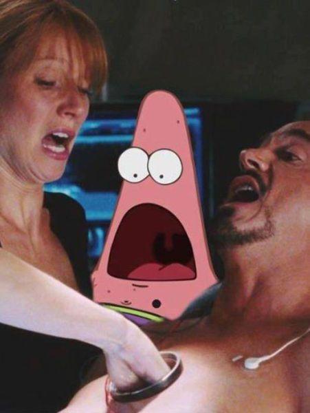 Best of Surprised Patrick memes