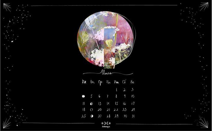 Лунный календарь на июль 2016 Скачать для вашего мобильного устройства или рабочего стола. www.instamag.ru