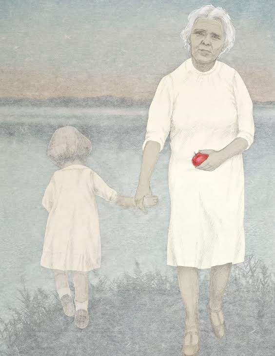 illustrated by iwona chmielewska