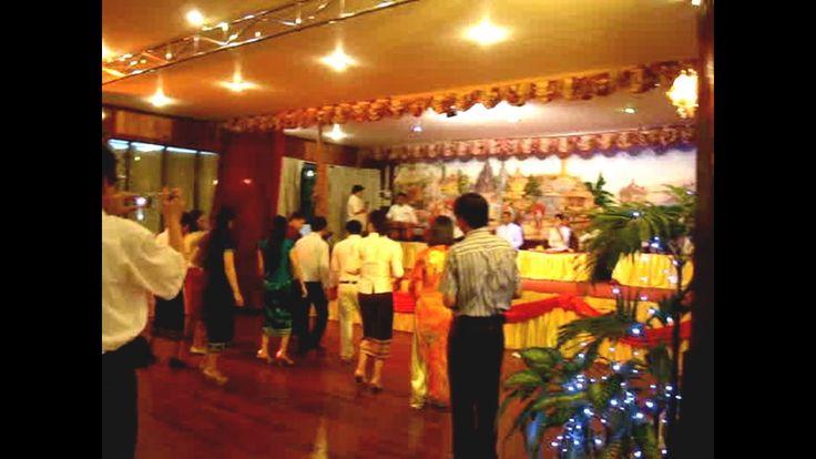 Lao-Viet Party | Lao Culture Dance | Dragon Boat Festival 2011
