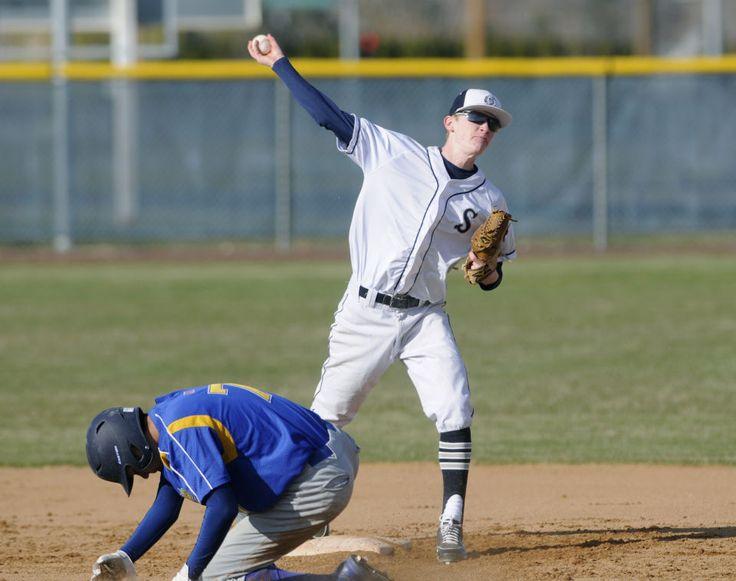 Skyview Vs. Caldwell Baseball High school baseball