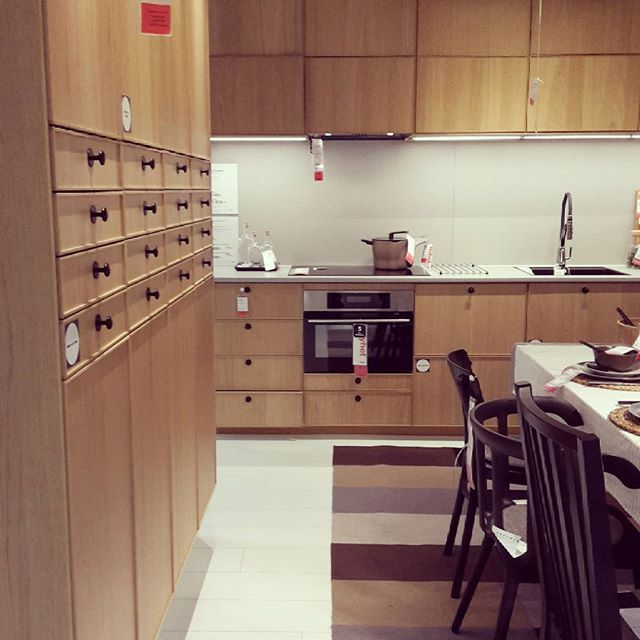 26 best images about ikea kitchen on pinterest warm oak kitchens and wooden doors. Black Bedroom Furniture Sets. Home Design Ideas