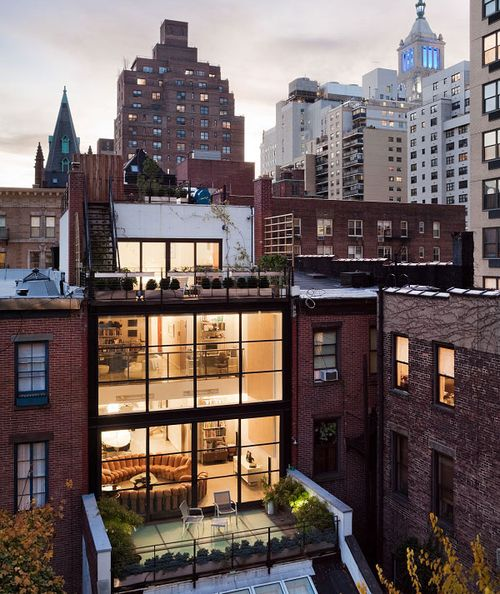 152 best new york style images on pinterest new york for Gramercy park townhouse for sale