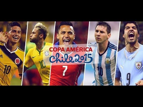Jadwal Copa America 2015 Tayang di Kompas TV