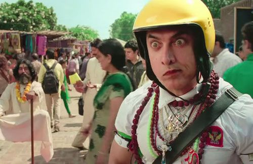 Aamir Khans PK (2014) not Release on TV