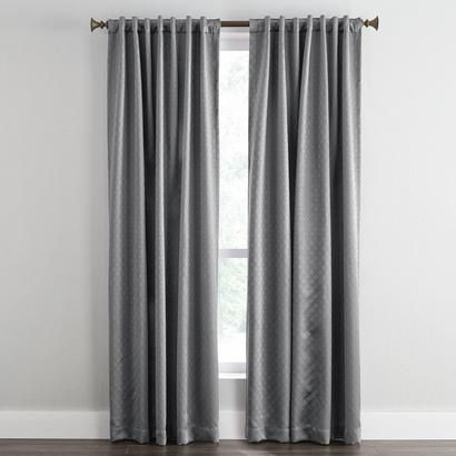 Wilshire' Blackout Back-Tab Panel - Curtain